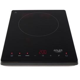 Minipliit Adler AD 6513, 2000 W, must