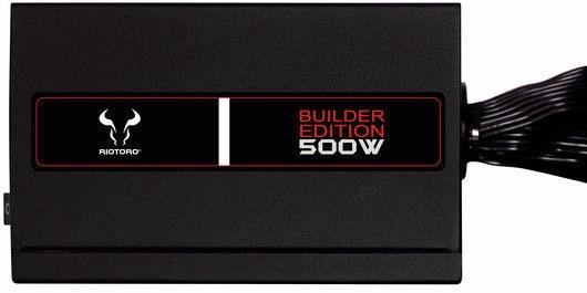 Riotoro Builder Edition 500W