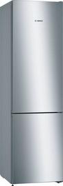 Bosch Serie 4 KGN39VLEA Refrigerator Stainless Steel