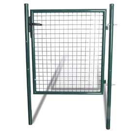 Garden Center Gate 100X115cm Green