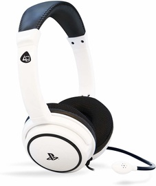 4Gamers PRO4-40 Stereo Gaming Headset Wired White