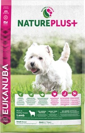 Eukanuba Nature Plus Adult Small Breed With Lamb & Rice 10kg