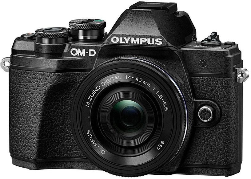 Olympus OM-D E-M10 Mark III + M.Zuiko Digital 14-42mm F/3.5-5.6 + 40-150mm F/4-5.6 R Black