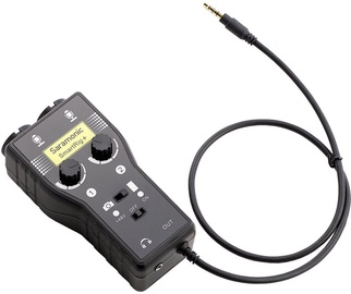 Saramonic SmartRig+ Microphone Audio Mixer