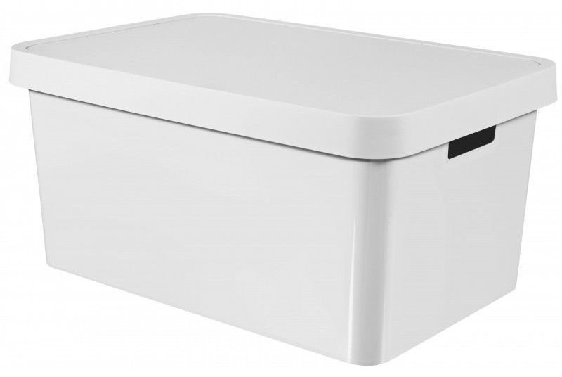 Curver Box With Lid Infinity 45L White