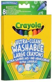 Crayola Large Crayons 8pcs