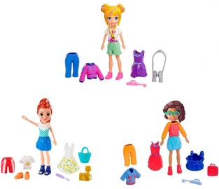 Фигурка-игрушка Mattel Polly Pocket Fashion Pack GDM01