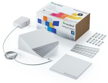 Nanoleaf Canvas Smarter Kit Ligtning 9 Panels