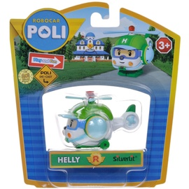 Rotaļu helikopters Robocar Poli 83160