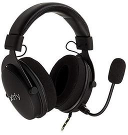 Žaidimų ausinės Xtrfy H2 Black