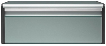 Brabantia Bread Bin Fall Front Metallic Mint