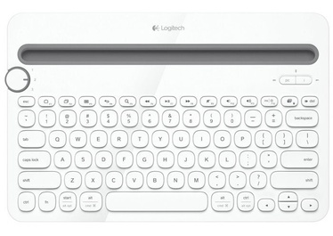 Logitech K480 Bluetooth Multi-Device Keyboard White