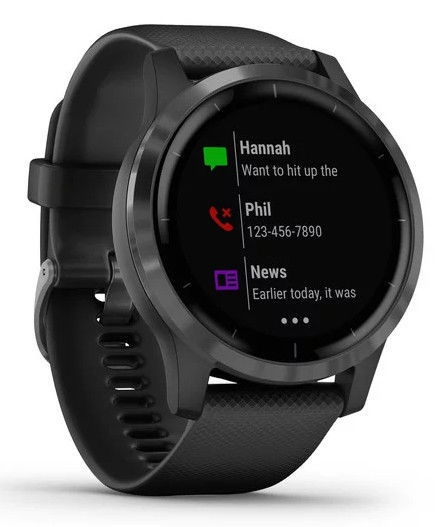 Garmin Vivoactive 4 45mm Black