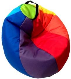 Sėdmaišis Qubo Comfort 80 Rainbow, 250 l
