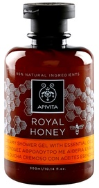 Apivita New Royal Honey Creamy Shower Gel With Essential Oils 300ml