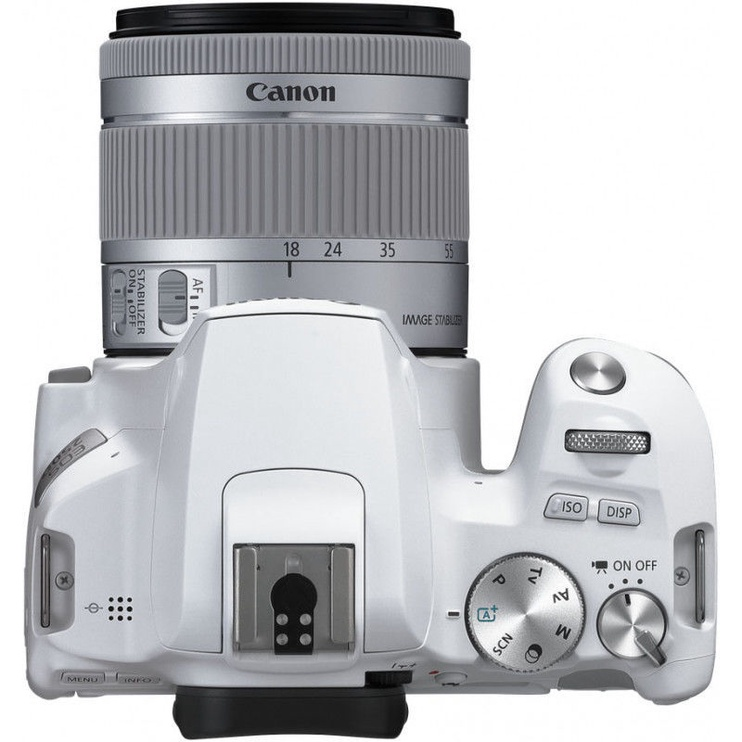 Canon EOS 250D + 18-55mm IS STM Kit White