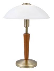 Galda lampa Eglo 87256 Solo 1 60W E14