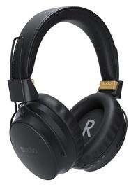 Ausinės Sudio KLAR Wireless On-Ear Headphones Black