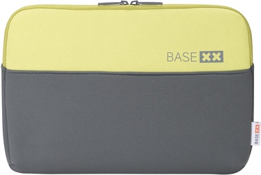 Dicota Base XX S Laptop Sleeve 13.3 Grey Lime