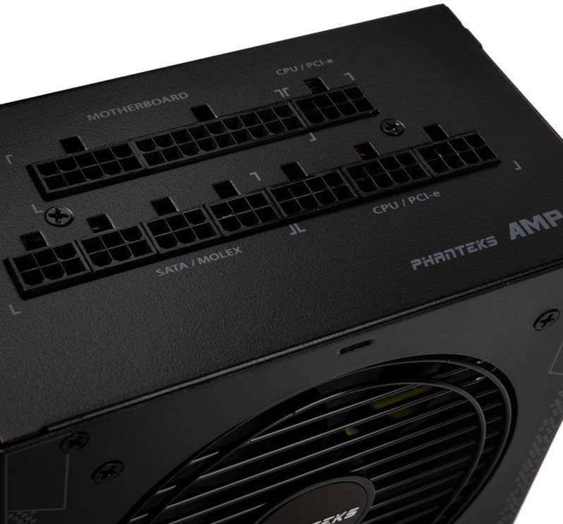Phanteks AMP 80 Plus Gold 650W
