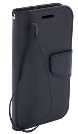 Telone Fancy Diary Bookstand Case For Samsung Galaxy J6 J600F Black