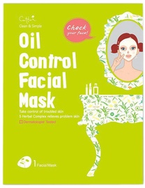 Cettua Oil Control Mask 1pcs