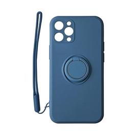 Чехол Mocco Pastel Ring For Xiaomi Mi 10T 5G, синий