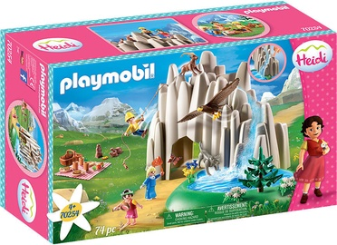 Playmobil Heidi Crystal Lake 70254