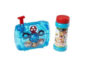 Žaislinis muilo burbulų fotoaparatas Paw patrol, 50 ml