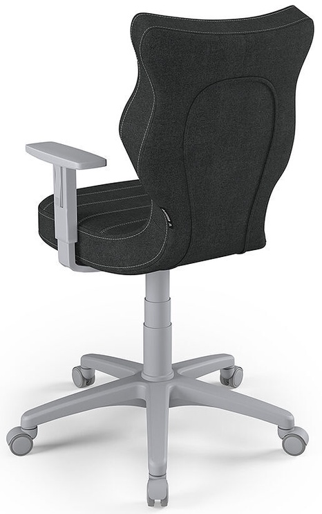 Офисный стул Entelo Office Chair Duo, серый/антрацитовый