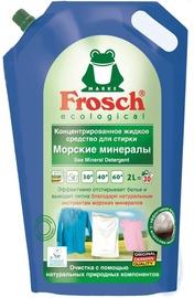Skystas skalbiklis Frosch su jūros mineralais, 2 l