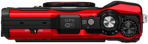 Olympus Tough TG-6 Digital Camera Red