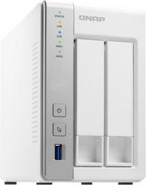 QNAP Systems TS-231P2-1G 2-Bay NAS 20TB