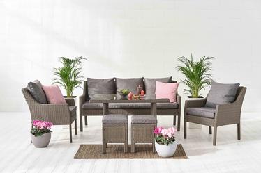 Sodo baldų kompleksas Domoletti Family Lounge
