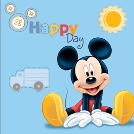 Игрушка для ванны Disney Baby Mickey