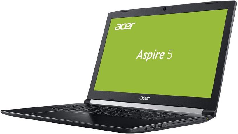 Nešiojamas kompiuteris Acer Aspire 5 A517-51G-308G Black NX.GVPEP.003