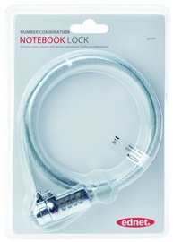 Sülearvutilukk Ednet Notebook Lock With Number Cmbination