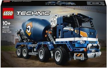 Конструктор LEGO®Technic Бетономешалка 42112