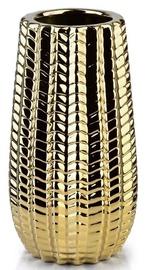 Mondex Cactus Gold Vase 22cm