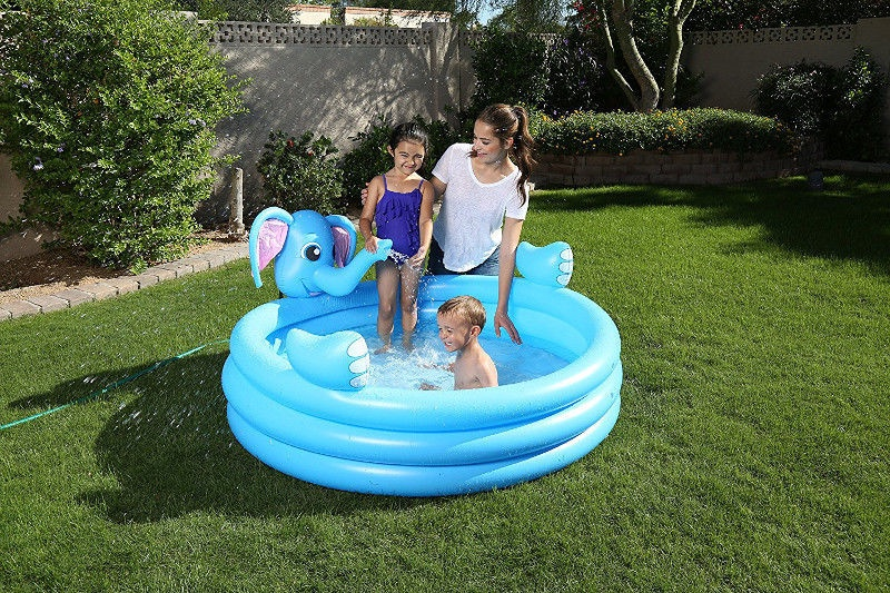 Bestway Elephant Spray Pool 53048