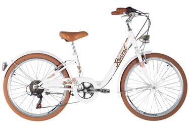 Vaikiškas dviratis Kenzel Bella Royal 24'' White