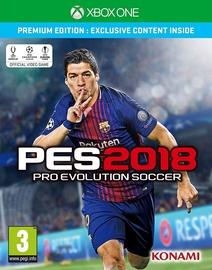 Pro Evolution Soccer 2018 Premium Edition Xbox One
