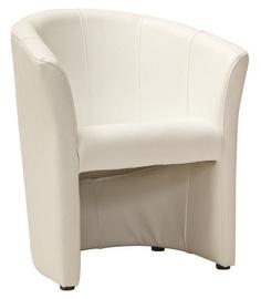 Atzveltnes krēsls Signal Meble TM 1 Cream, 67x47x76 cm