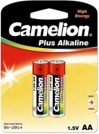 Camelion LR6 Plus Alkaline Battery AA x 2