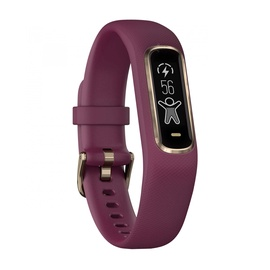 VIEDPULK.VIVOSMART 4 MERLOT/ROSE GOLDS/M
