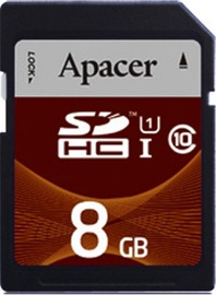 Apacer SDHC 8GB UHS-I Class 10