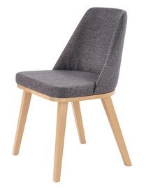 Halmar Pueblo Chair Honey Oak Grey