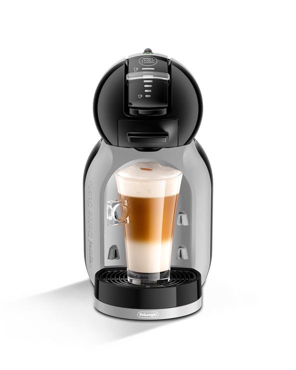 Kapsulas kafijas automāts De'Longhi EDG155 BG, melna/pelēka