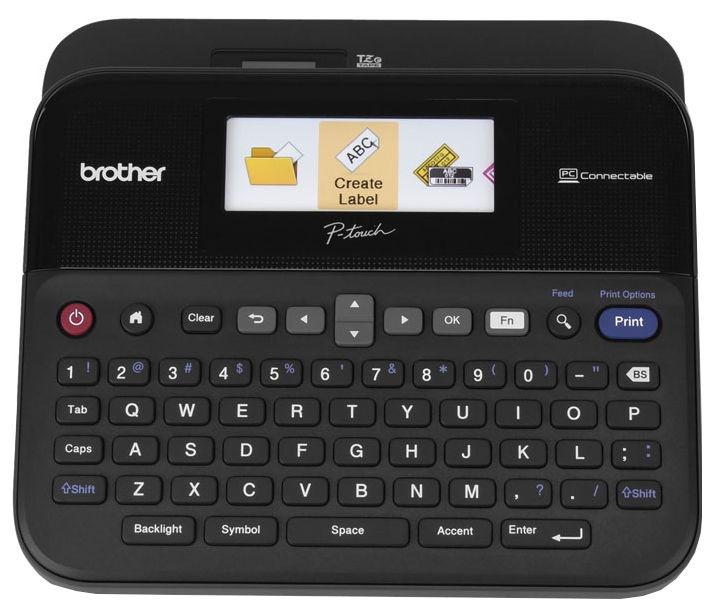 Принтер этикеток Brother PT-D600VP, 950 г