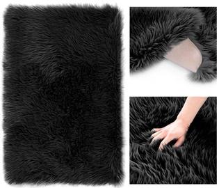 AmeliaHome Dokka RUG/AH Carpet Black 60x90cm